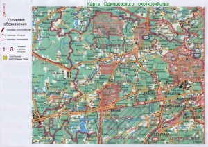 Карта обходов